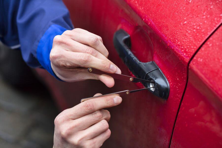 Schlüsseldienst Birkenäcker Autoöffnung